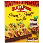 Old El Paso Mild Stand 'n Stuff Taco Kit 295g