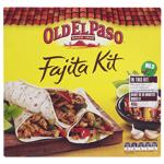 Old El Paso Mild Fajita Kit 485g