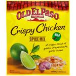 Old El Paso Mild Crispy Chicken Spice Mix 35g