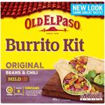 Old El Paso Burrito Kit 485g