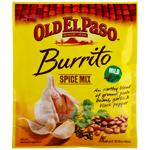 Old El Paso Mild Burrito Spice Mix 40g