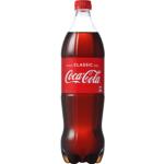 Coca Cola Soft Drink 1l