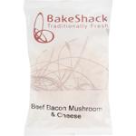 Bake Shack Bacon Mushroom & Cheese Pie 240g