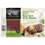 Silver Fern Farms Grass-Fed Beef New York Strip Steaks 350g