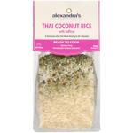 Alexandra's Thai Coconut Rice With Saffron 290g