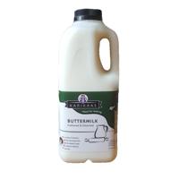 Karikaas Cultured & Churned Buttermilk 1l