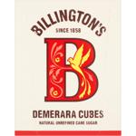 Billington's Natural Unrefined Demerara Sugar Cubes 500g