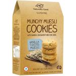 Naturally Good Vanilla Toasted Muesli Munchy Cookies 160g