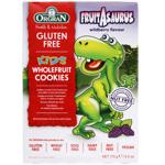 Orgran Gluten Free Fruit Dinosaur Wholefruit Cookies 175g
