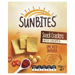 Sunbites Smoked Paprika Snack Crackers 120g