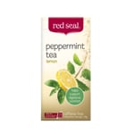 Red Seal Peppermint Lemon 25 Bags 25ea