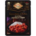 Patak's Signature Dishes Hot & Fiery Jalfrezi Curry 250g