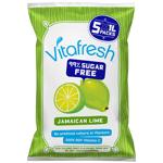 Vitafresh Jamacian Lime 99% Sugar Free Flavoured Drink Mix 5ea