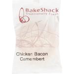 Bake Shack Chicken Bacon & Camembert Pie 200g