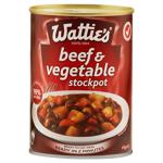 Wattie's Beef & Vegetable Stockpot 410g