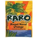 Raro Sweet Navel Orange Flavoured Beverage Mix 80g