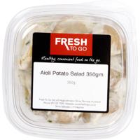Fresh To Go Aioli Potato Salad 350g