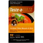 Tulsi Chicken Tikka Masala & Rice 450g