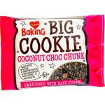 I Love Baking Coconut Choc Chunk Big Cookie 50g
