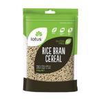 Lotus Gluten Free Rice Bran Cereal 250g
