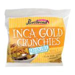 Purebread Organic Gluten Free Inca Gold Crunchies 300g