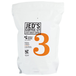 Jeds Coffee Co Strength 3 Strong 100% Arabica Whole Coffee Beans 500g