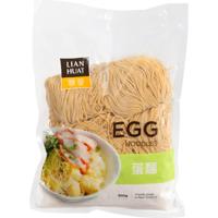 Lian Huat Egg Noodles 500g