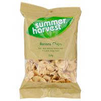 Summer Harvest Banana Chips 250g