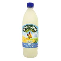 Robinsons Lemon No Added Sugar Squash 1l