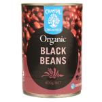 Chantal Organics Organic Black Beans 400g