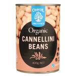 Chantal Organics Organic Cannellini Beans 400g
