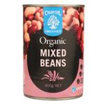 Chantal Organics Organic Mixed Beans 400g