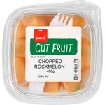 Pams Cut Fruit Chopped Rockmelon 400g