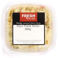 Fresh To Go Dijon Pasta Salad 350g
