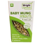 Produce Organic Baby Mung Beans 120g