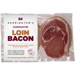 Harringtons Loin Bacon 250g