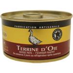 Terrine DOie Goose Pate 130g
