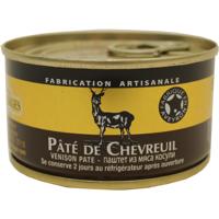Pate De Chevreuil Venison Pate 130g