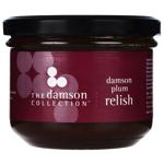 The Damson Collection Damson Plum Relish 250g