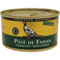Pate De Faisin Pheasant Pate 130g
