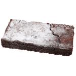 Bakery Large Chocolate Brownie Slice 1ea