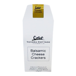 Totara Cottage Balsamic Cheese Crackers 125g