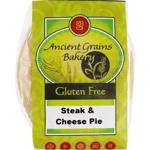 Ancient Grains Steak & Cheese Pie 200g