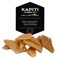 Kapiti Candy Co Macadamia Nut Brittle 150g