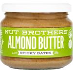 Nut Brothers Sticky Dates Almond Butter 300g