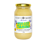 Forty Thieves All Natural Hulled Tahini 500g