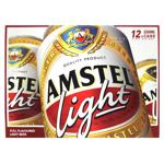 Amstel Light Cans 12pk