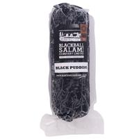 Blackball Black Pudding Salami Chubb 450g
