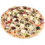 Service Deli Vegetarian Pizza Large 1ea