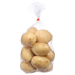 Fresh Organic Jersey Bennie Potatoes 1kg